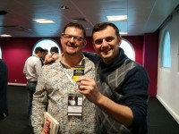 Gary Vaynerchuk with Stefan Thomas of Business Networking for Dummies