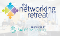 The Networking Retreat now sponsored by Sales Radar