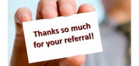 Business Networking Referrals