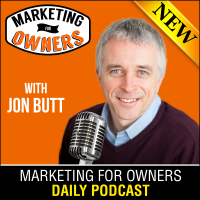 Marketing for Owners Podcast on business networking