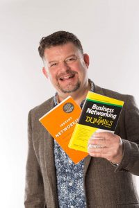 Stefan Thomas Business Networking Author and Speaker