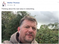 Thinking about the real value in business networking