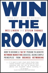 Win the room front cover